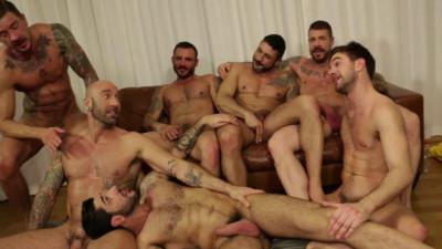 Rocco Steele's Breeding Party HD