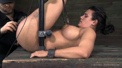 IR  Pampered Penny Part 2- Penny Barber