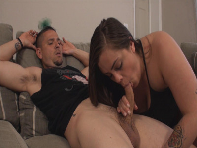 Katie Cummings - Big friend Wrecked The Car And Fucks For Payoff