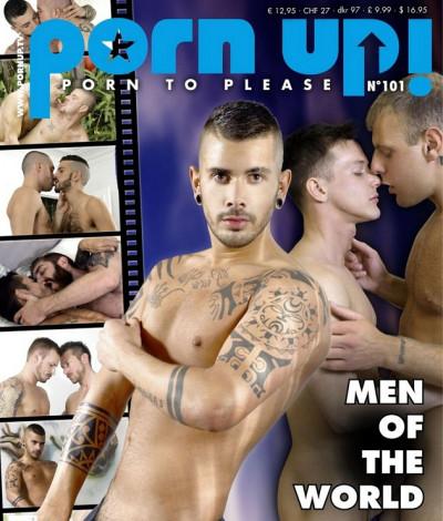 Description Porn Up! GayMagazine