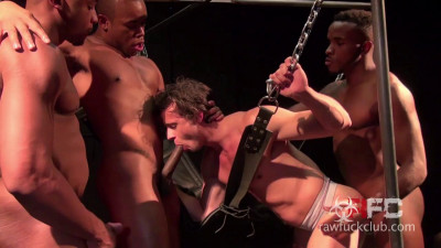 Nate Gets All the Nuts – Nate Grimes, Phoenix Fellington, Trent King & Timmarie Baker