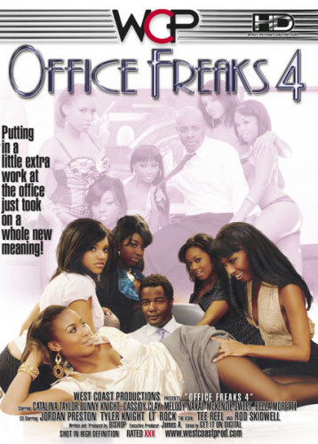 Office Freaks # 4