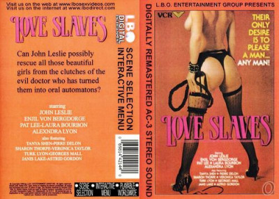 Description Love Slaves (1976) - Enjil von Bergdorfe, John Leslie, Desiree West