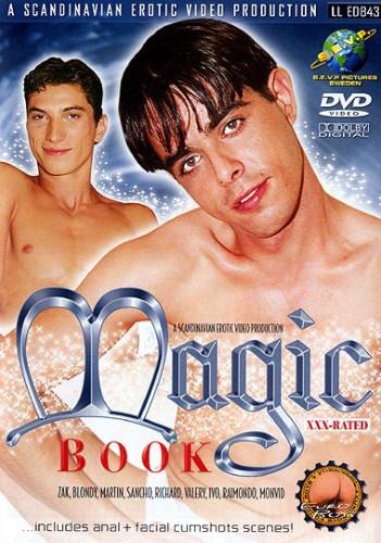 Magic Book Of Bareback - Dominique, George, Stevie