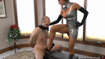 Mistress Tangent - Steel Stiletto Session
