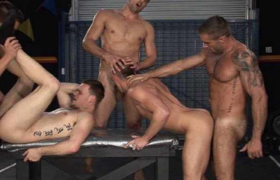 Full Blown Fuck With Hard Orgy