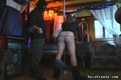 PainVixens Spanking And Humiliation