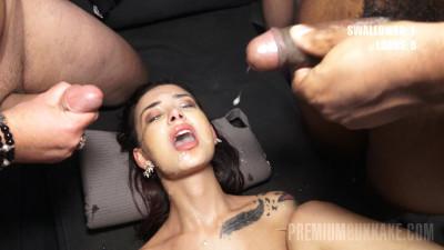 Freya Dee — Premium Bukkake #109 - Gangbang #1 FHD