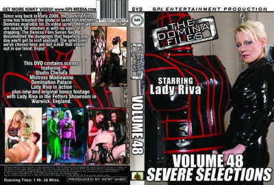 The Domina Files Part 48 Severe Selections