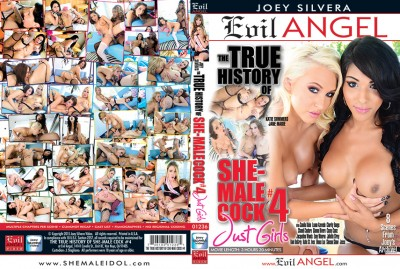 The True History Of She-Male Cock 4(2015)