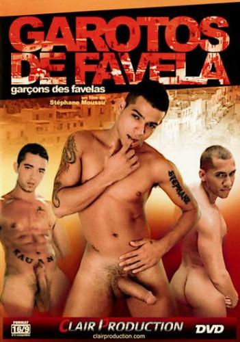 Garotos De Favela (Bareback Boys Of Favela) - Oliver, Victor Santos, Christiano