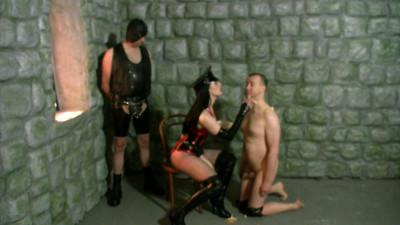 Mistress Rebekka's Butt Slut Brigade — Dirty Foot Duty