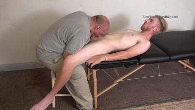 STeasingHandjobs - Mark Massaged, Fingered and Jerked