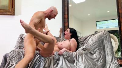 Busty MILF Angela White Fucks Johnny Sins