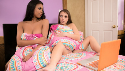 Nia Nacci, Gia Derza - Playing Innocent FullHD 1080p