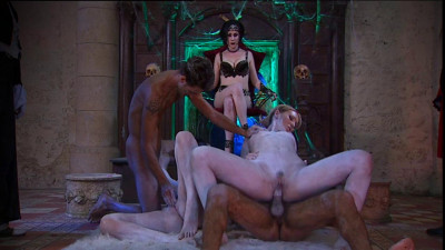 Orgy In Black Scene 4 2012
