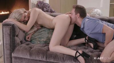 Nella Jones – Tiny Blonde Hot Sex Romantic Evening