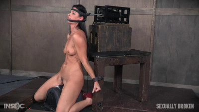 Description The World's Only Face Fucking Machine And On A Sybian! - India Summer - HD 720p
