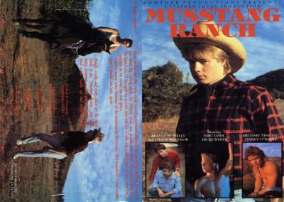 Bareback Mustang Ranch (1986) — Brandon Wells, Eric Dahl, Sparky O'Toole