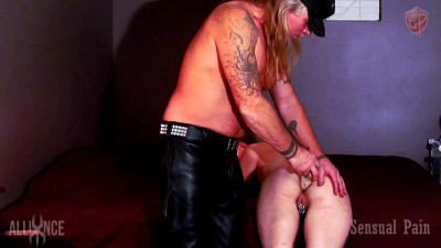 Extreme Slave Anal Training Horseradish - Abigail Dupree - HD 720p