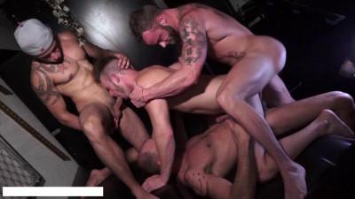 Brian Bonds, Derek Parker, Diego Tovar, Steven Richards
