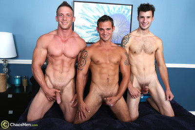 ChaosMen - Cooper Reed, Gavin Sevin and Jet TagTeam Raw
