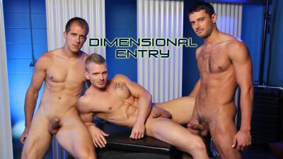 Next Door Buddies - Dimensional Entry - Brandon Lewis, Donny Wright, James Huntsman