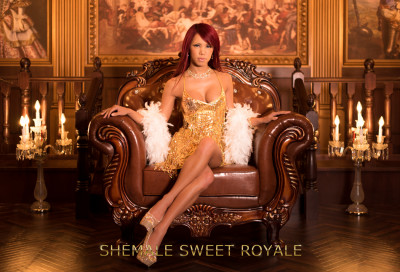 Shemale Sweet Royale – Sweet Shemale Angel The Miran Gold - ass, stud, guy, nipples
