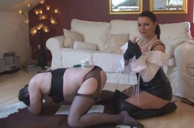 Lady Asmondena The Kitchen Slave