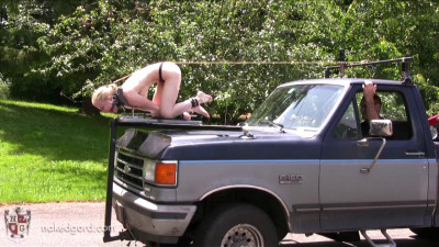 Naked Hood Ornament