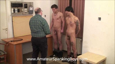 AmateurSpankingBoys - Milan and Vladimir Vol. 2