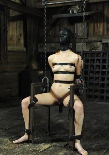Red-haired prisoner