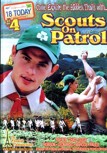 Scouts On Patrol Vol. 4 - Rafael, Thad, Marcos