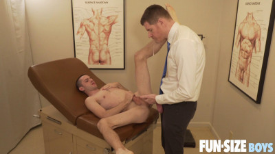 Oliver and Dr. Wolf Chapter Pt 1 – Dr Wolf's Office
