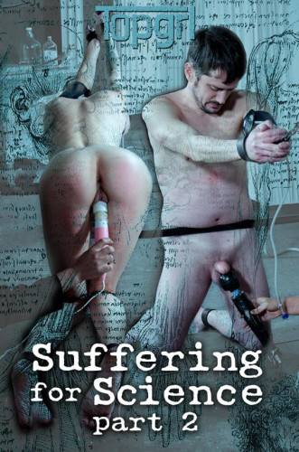 Description TGrl - Slave Fluffy, Abigail Dupree, London River - Suffering for Science Part 2