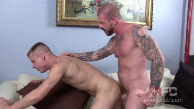 Rocco Steele and Joseph Rough