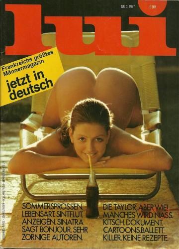 Description LUI German vol 3,4,5,7,11 1977
