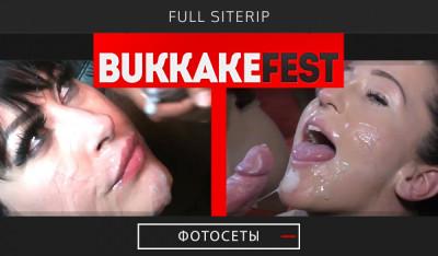 Bukkake Fetish Pics Collection