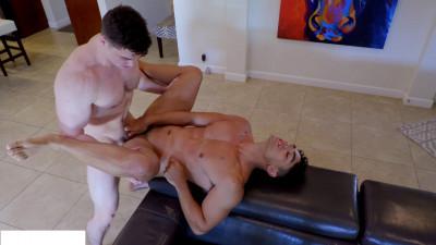 Joey Pele Slams Max Schutler's Ass