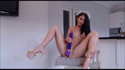 Fisting and Dildo Housekeeper