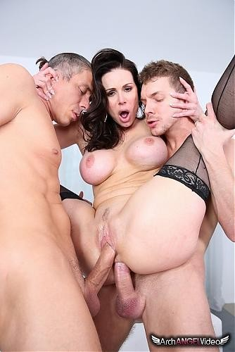 Kendra Lust - Kendras First Ever DP FullHD 1080p