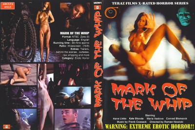 Erotic Horror - The Mark Of The Whip