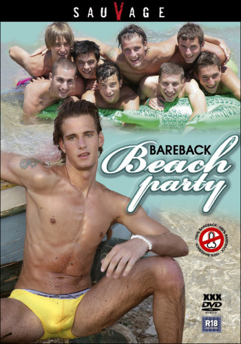 Bareback Beach Party (Staxus)