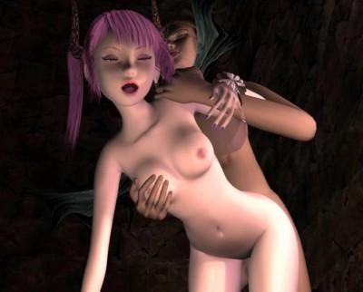 Hot princess in night fuck