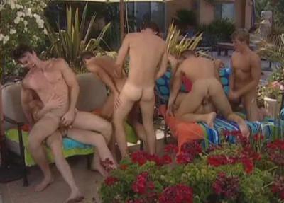 Amazing Wet Orgy