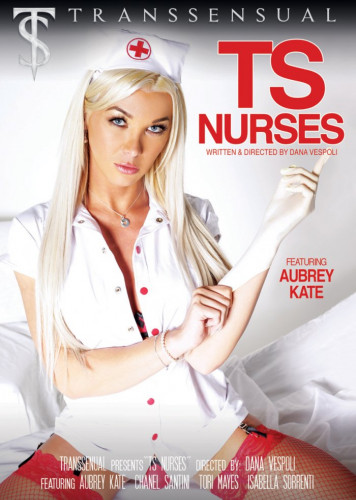 TS Nurses — Scene 1 - D Arclyte and TS Chanel Santini — Full HD 1080p