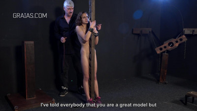 Young Model Gets Rough Punishment