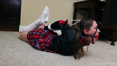 Captive Chrissy Marie - The School Bully Strikes Again