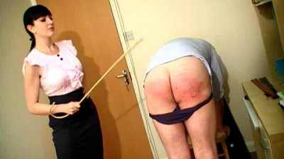 Miss Jessica And Hand Spanking part 3