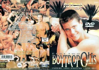 Bareback Boytropolis Part 2 (1993) — H. Fischer, J. v. Huig, K. Karlson